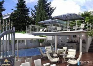 2.Projektovanje bazenske tehnike, arhitektura Marnik biro Beograd