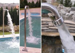 3.Hidromsažni tuš rađen po specijalizovanom zahtevu, koncetrisani vodeni mlaz, privatni bazen, Beograd