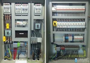 1.Projektovanje, Isporuka i montaža električne opreme za Kompleks bazena - razvodni elektro ormani