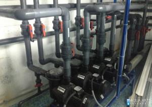 7.Pumpe za bazene u okviru postrojenja Kompleksa bazena u Tutinu, Projektovanje, Isporuka i montaža opreme