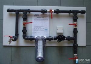 8.Vodovodni sklop u postrojenju, Proizvodnja i Isporuka opreme