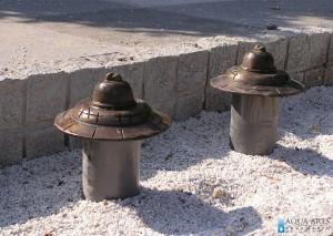 4.Ventilacione kape - završni elementi instalacije za ventilaciju tehničkih prostorija